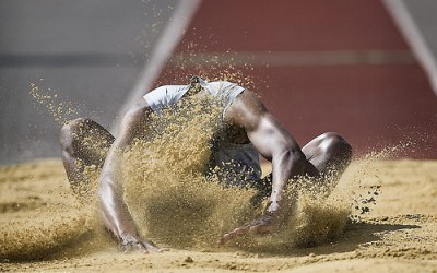 Sand Training: More Power, Less Risk