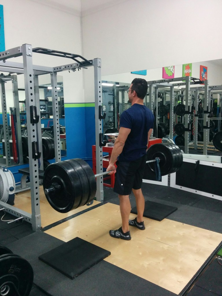 That's Me Deadlifting. Why? Because It Works.