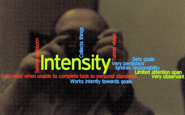 Let's Face It — You Lack In Continuity & Intensity