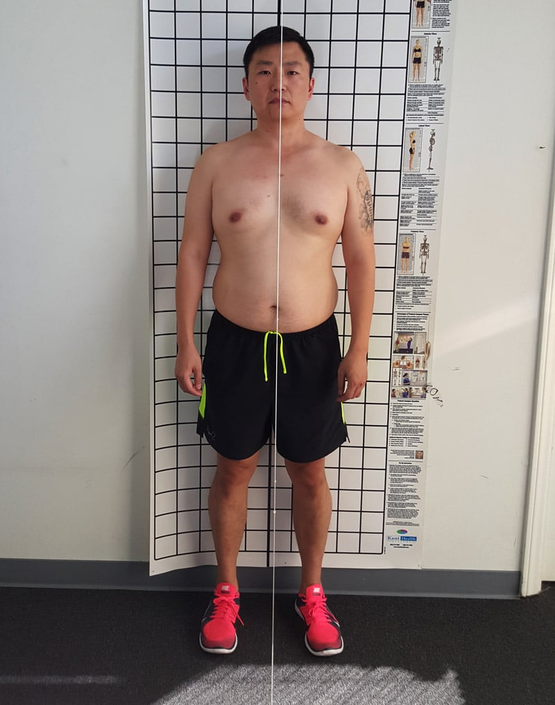 Before-16 Weeks - Arin Training
